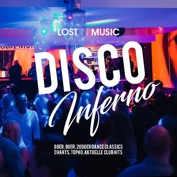 Ü31 Club Berlin - Disco Inferno