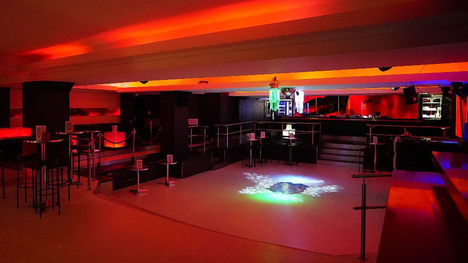 A-Lounge Dancefloor