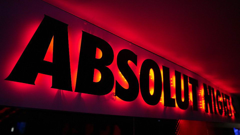 A-Lounge Absolut Nights Bar